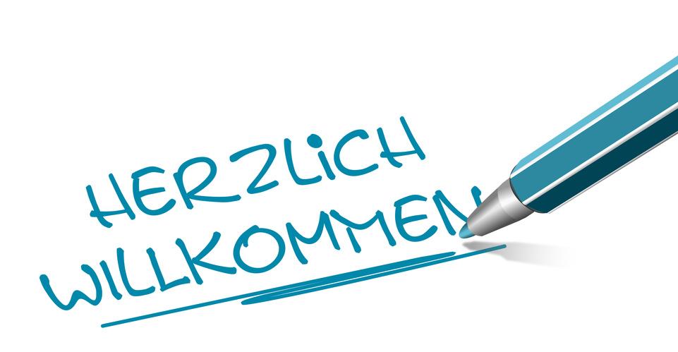 Stift - herzlich willkommen